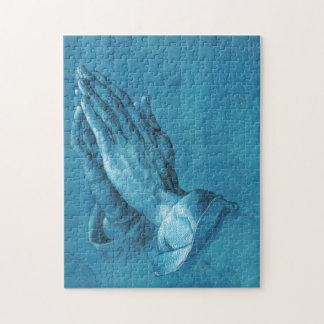 Durer Praying Hands Puzzle