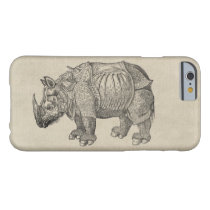 Durer Rhino Barely There iPhone 6 Case