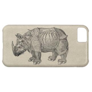 Durer Rhino iPhone 5C Cover