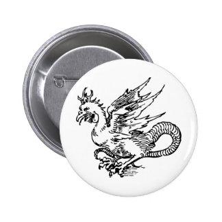 Durer's Basilisk Button