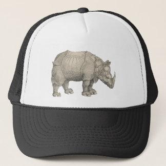 Dürer's Rhinoceros T-shirt Trucker Hat