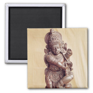 Durga, from Southern India Magnet