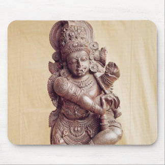 Durga, from Southern India Mouse Pad