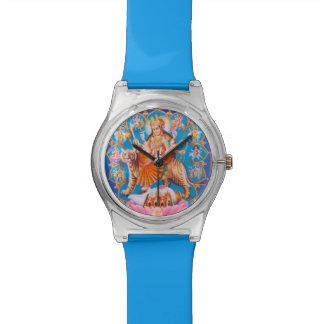Durga Hindu Goddess Wrist Watch