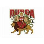 Durga hindú postal