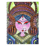 Durga Maa Notebooks