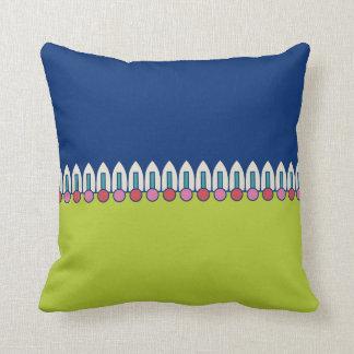 Durga Pillow Border