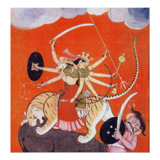 Durga Póster
