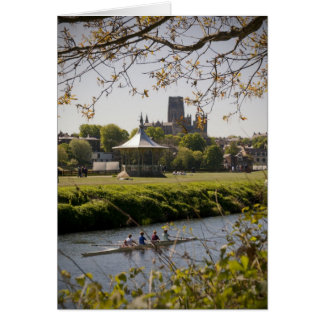 Durham Bandstand & Cathedral Card