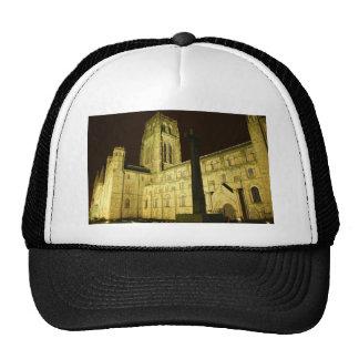 Durham by night trucker hat
