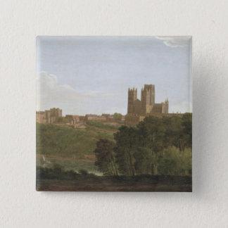 Durham, c.1790-1800 (oil on canvas) button