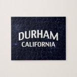Durham California Jigsaw Puzzles