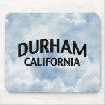 Durham California Mouse Pad