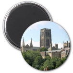 Durham Cathedral 2 Inch Round Magnet