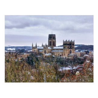 Durham Cathedral and castle Postcard