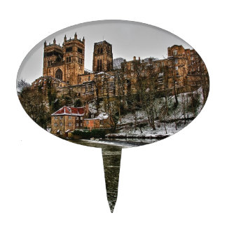 Durham Cathedral Cake Topper