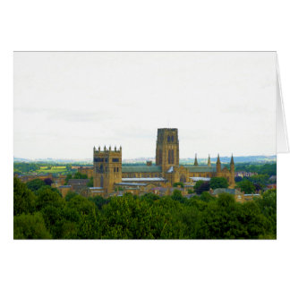 Durham Cathedral Card