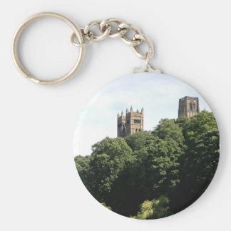 Durham Cathedral Keychain