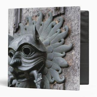 Durham Cathedral Sanctuary Knocker 3 Ring Binder