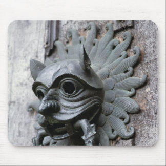 Durham Cathedral Sanctuary Knocker Mouse Pads