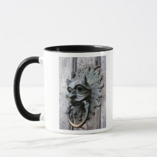 Durham Cathedral Sanctuary Knocker Mug