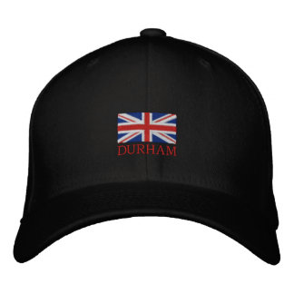 Durham Hat - United Kingdom Flag Cap