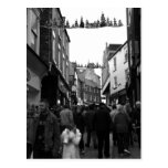 Durham high street postcard