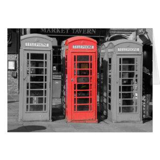 Durham Phonebox Card