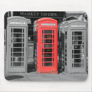 Durham Phonebox Mousemat Mouse Pad