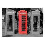 Durham Phonebox Tarjeta