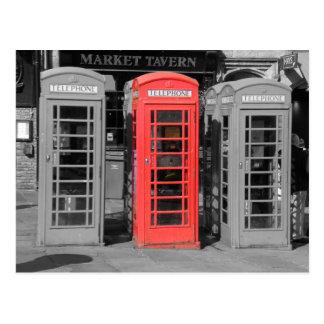 Durham Phonebox Postales