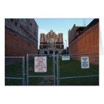 Durham, tarjeta de felicitación de la iglesia del