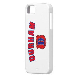 Durham Throwback iPhone SE/5/5s Case