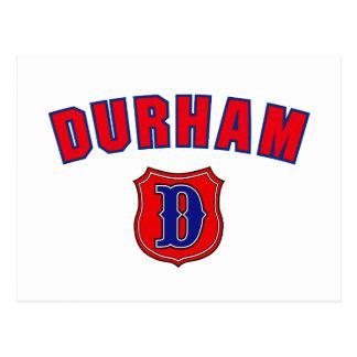 Durham Throwback Postcard