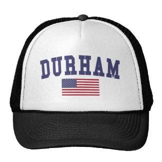 Durham US Flag Trucker Hat