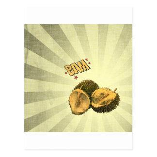 Durian BAM item Postcard