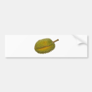 Durian Pegatina De Parachoque