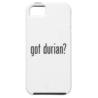 durian conseguido iPhone 5 Case-Mate cárcasas