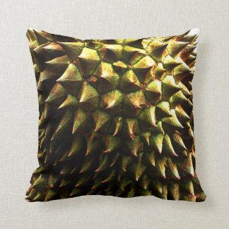 Durian Inside! Throw Pillows