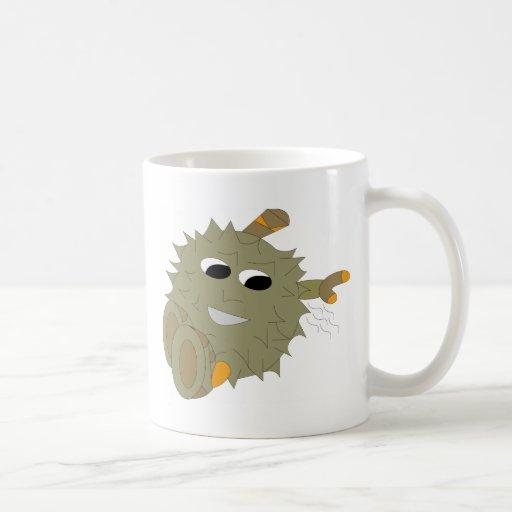 Durian is Love Coffee Mugs