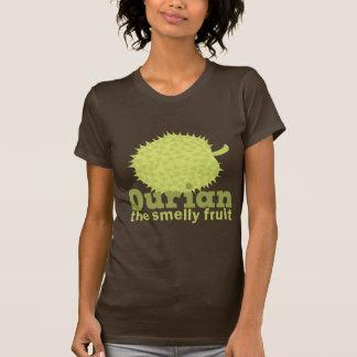 Durian la fruta hedionda camiseta