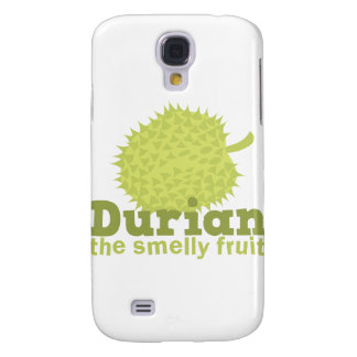Durian la fruta hedionda funda para galaxy s4