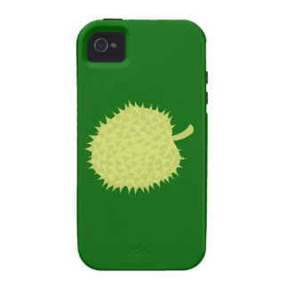 ¡Durian la fruta hedionda! NP Vibe iPhone 4 Funda