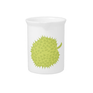 ¡Durian la fruta hedionda! NP Jarra De Beber