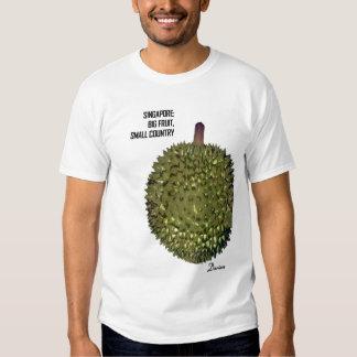 Durian-Singapore Tee Shirt