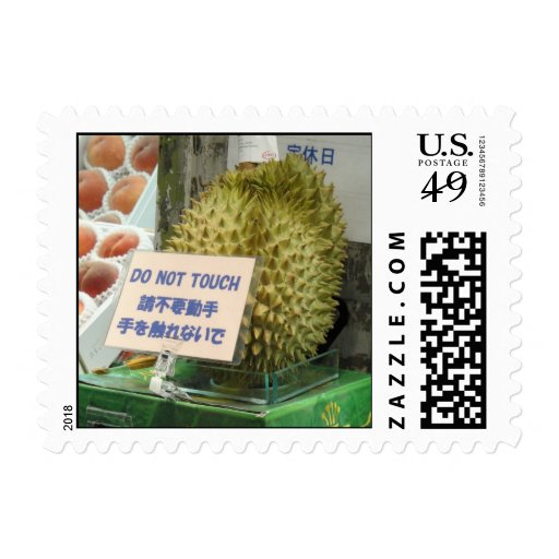 Durian Stamp