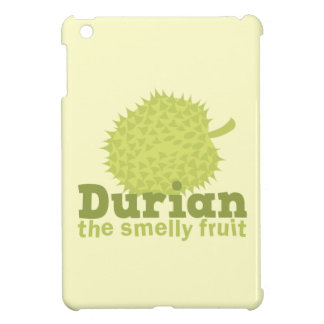 Durian the Smelly Fruit from South east Asia iPad Mini Cover
