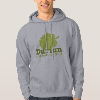 Durian the smelly fruit hoodie