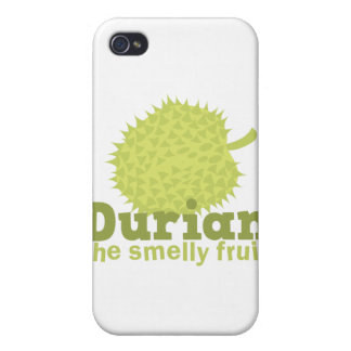 Durian the smelly fruit iPhone 4/4S covers