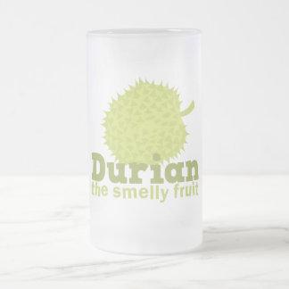 Durian the smelly fruit coffee mug